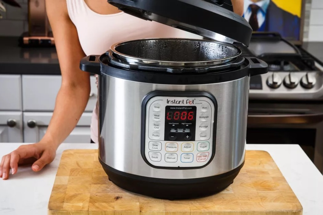 How to Clean Instant Pressure Cooker