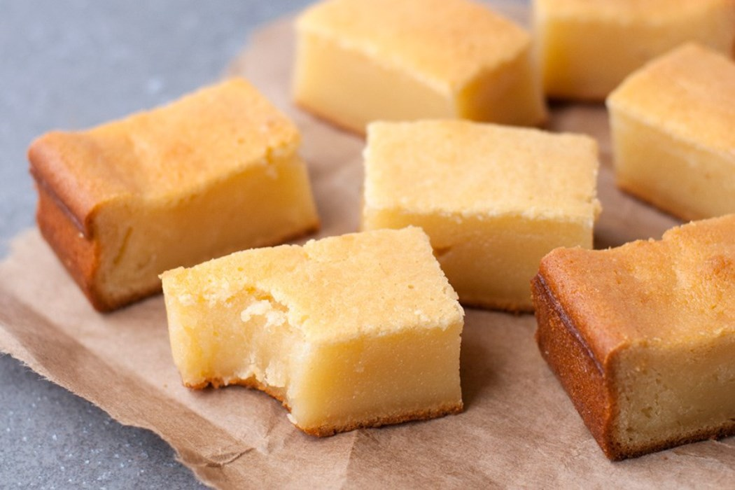 Hawaiian Butter Mochi Recipe