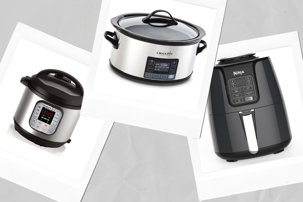 Instant Pot vs Crock Pot vs Ninja Air Fryer Which kitchen appliance is best