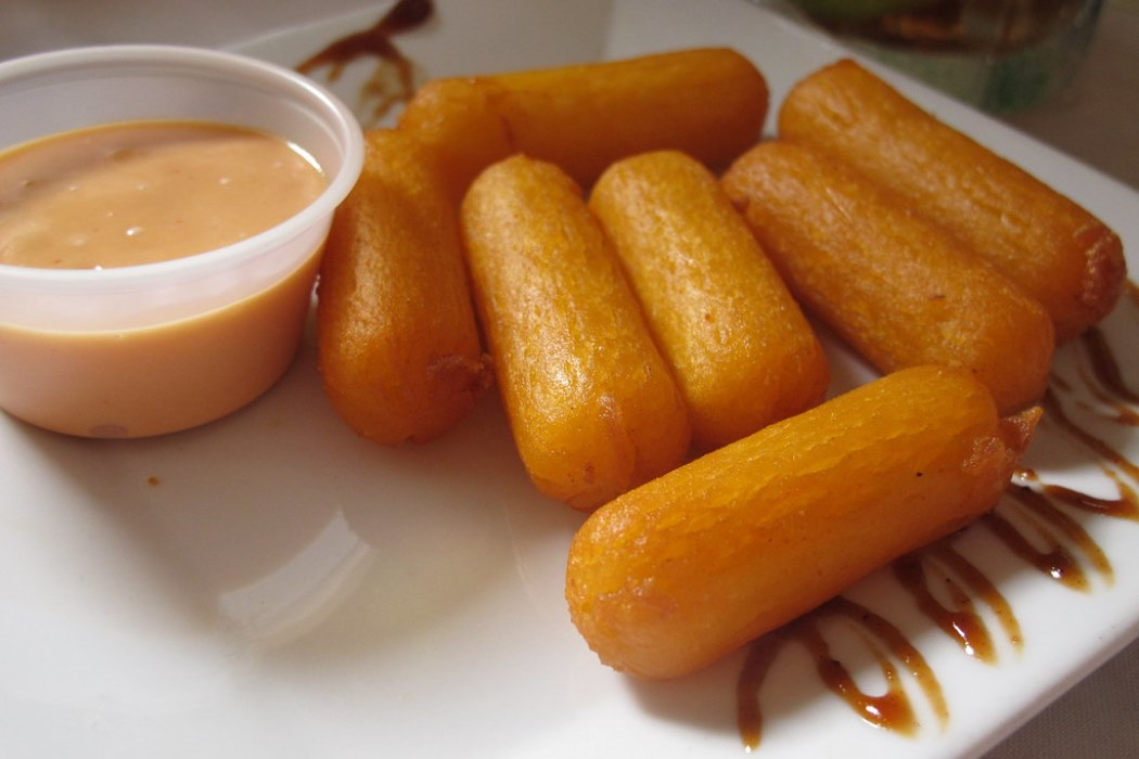 Puerto Rican Sorullitos de Maíz (Corn Fritters) Recipe